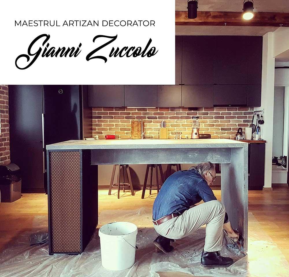 maestrul artizan decorator