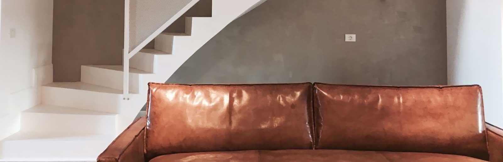 Finisaje decorative pereti interior